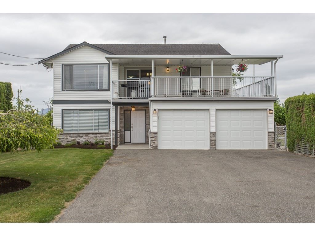 Main Photo: 5262 GLENMORE ROAD in : Abbotsford West House for sale : MLS®# R2429582