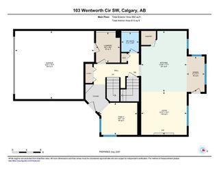 Photo 26: 103 Wentworth Circle SW in Calgary: West Springs Detached for sale : MLS®# A1060667