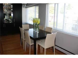 "Photo 4: 203 1075 W 13TH Avenue in Vancouver: Fairview VW Condo for sale in ""MARIE COURT"" (Vancouver West)  : MLS®# V852821"