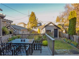 Photo 19: 1919 W 43RD AV in Vancouver: Kerrisdale House for sale (Vancouver West)  : MLS®# V1036296