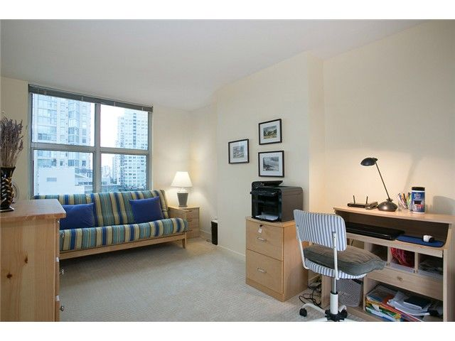 Photo 7: Photos: 1210 1500 HORNBY Street in Vancouver: Yaletown Condo for sale (Vancouver West)  : MLS®# V993078