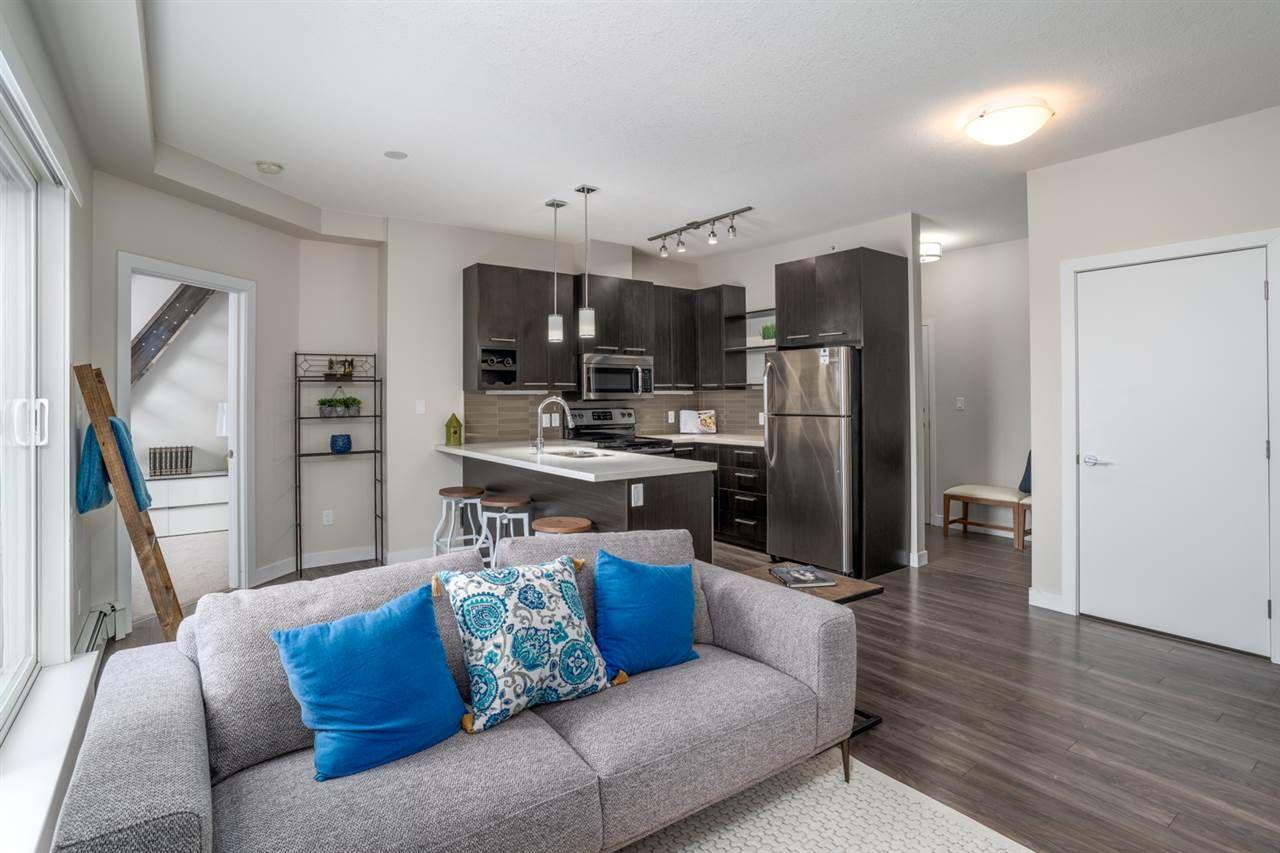 Main Photo: 413 10418 81 Avenue in Edmonton: Zone 15 Condo for sale : MLS®# E4241950