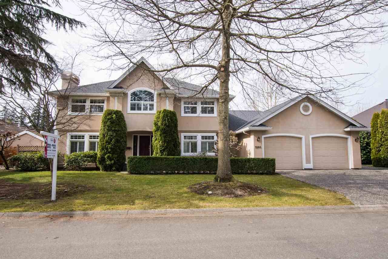 """Main Photo: 2293 140 Street in Surrey: Elgin Chantrell House for sale in """"Chantrell Park Estates"""" (South Surrey White Rock)  : MLS®# R2552586"""