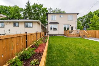 Photo 48: 9656 81 Avenue in Edmonton: Zone 17 House for sale : MLS®# E4266431