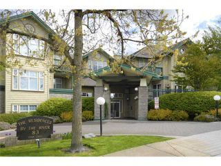 """Photo 1: # 208 83 STAR CR in New Westminster: Queensborough Condo for sale in """"RESIDENCE BY THE RIVER"""" : MLS®# V1028824"""