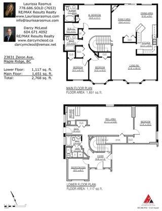 Photo 20: 23831 ZERON Avenue in Maple Ridge: Albion House for sale : MLS®# R2095484