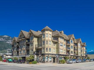"""Photo 1: 205 38003 SECOND Avenue in Squamish: Downtown SQ Condo for sale in """"SQUAMISH POINTE"""" : MLS®# R2608119"""