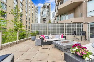 """Photo 4: 203 1625 HORNBY Street in Vancouver: Yaletown Condo for sale in """"SEAWALK NORTH"""" (Vancouver West)  : MLS®# R2577394"""