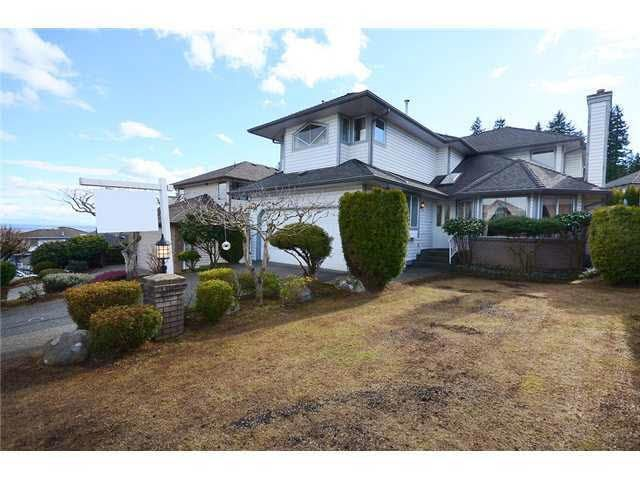 Main Photo: 2732 Douglas Drive in : Coquitlam East House for sale (Coquitlam)  : MLS®# V1053677