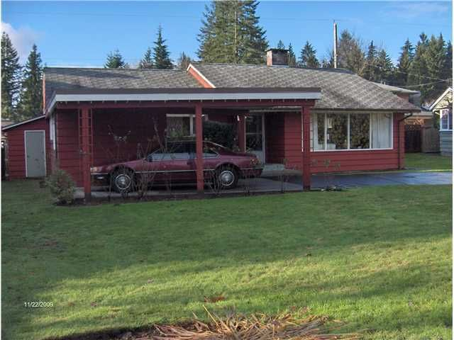 Main Photo: 2893 Aurora Road in North Vancouver: Home for sale : MLS®# V860909