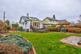 Photo 33: 229 ARCHER Street in New Westminster: The Heights NW House for sale : MLS®# R2553680