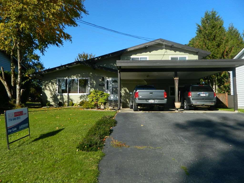 Main Photo: 26897 32 Avenue in Langley: Aldergrove Langley House for sale : MLS®# R2214135