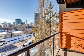 Photo 15: 202 414 MEREDITH Road NE in Calgary: Crescent Heights Apartment for sale : MLS®# A1056974