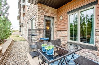 Photo 21: 222 15 Sunset Square: Cochrane Row/Townhouse for sale : MLS®# A1060876