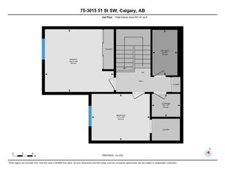 Photo 24: 75 3015 51 Street SW in Calgary: Glenbrook Row/Townhouse for sale : MLS®# A1118534