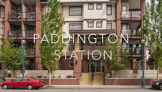 """Photo 1: 453 5660 201A Street in Langley: Langley City Condo for sale in """"Paddington Station"""" : MLS®# R2356475"""
