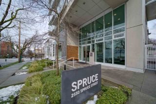 Photo 2: 1002 2550 SPRUCE Street in Vancouver: Fairview VW Condo for sale (Vancouver West)  : MLS®# R2540208
