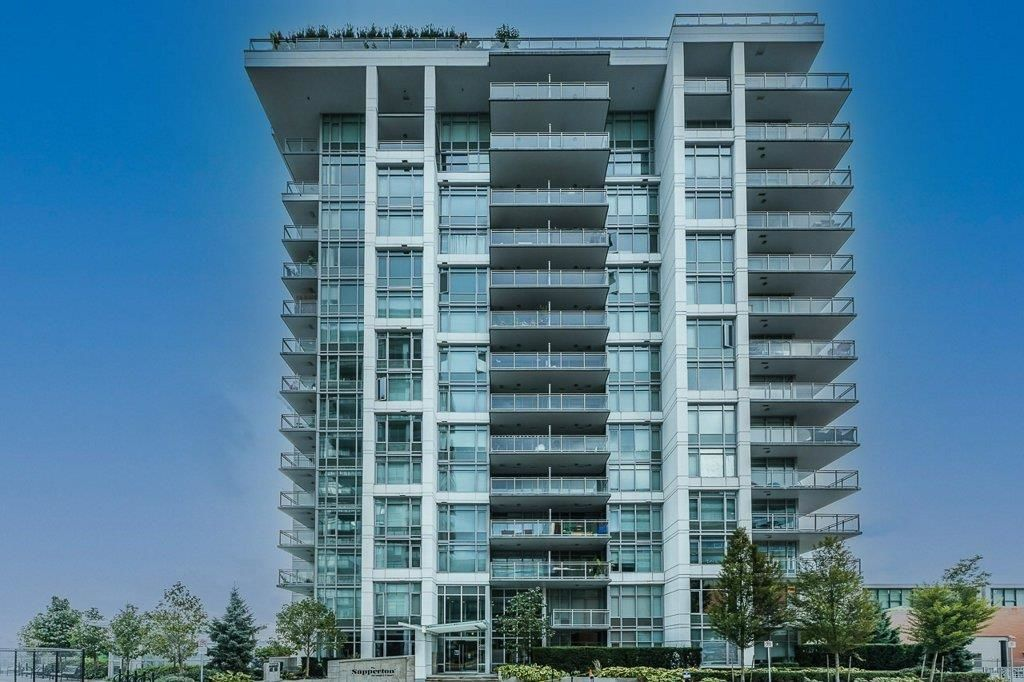 """Main Photo: 803 200 NELSON'S Crescent in New Westminster: Sapperton Condo for sale in """"THE SAPPERTON BREWERY DISTRICT"""" : MLS®# R2621673"""