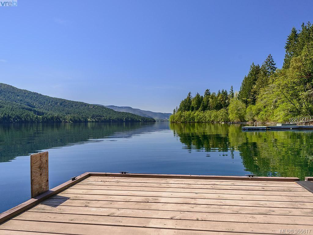 Main Photo: 9400 Creekside Dr in Duncan: Z03 Lake Cowichan/Honeymoon/Youb House for sale (Zone 03 - Duncan)  : MLS®# 355617