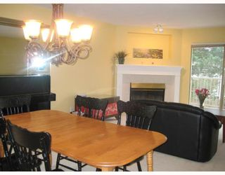 """Photo 7: 18 2420 PITT RIVER Road in Port_Coquitlam: Mary Hill Townhouse for sale in """"PARKSIDE ESTATES"""" (Port Coquitlam)  : MLS®# V690550"""