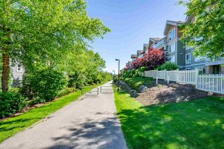 """Photo 28: 402 19530 65 Avenue in Surrey: Clayton Condo for sale in """"WILLOW GRAND"""" (Cloverdale)  : MLS®# R2587452"""