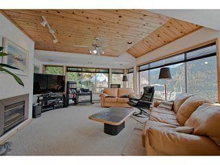 Photo 3: 5730 SUNSHINE FALLS Lane in North Vancouver: Woodlands-Sunshine-Cascade House for sale : MLS®# V1058483