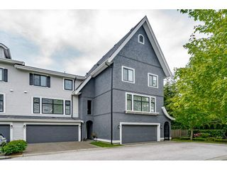 """Photo 2: 11 3303 ROSEMARY HEIGHTS Crescent in Surrey: Morgan Creek Townhouse for sale in """"Rosemary Gate"""" (South Surrey White Rock)  : MLS®# R2584142"""