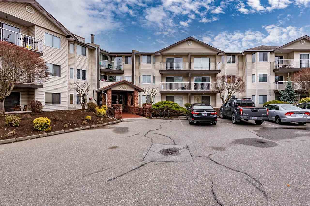 """Main Photo: 201 2780 WARE Street in Abbotsford: Central Abbotsford Condo for sale in """"Chelsea House"""" : MLS®# R2564110"""