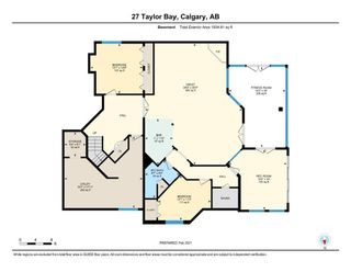 Photo 49: 27 Taylor Bay in Rural Rocky View County: Rural Rocky View MD Detached for sale : MLS®# A1083213