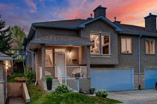 Main Photo: 7 Signal Hill SW in Calgary: Signal Hill Semi Detached for sale : MLS®# A1144937
