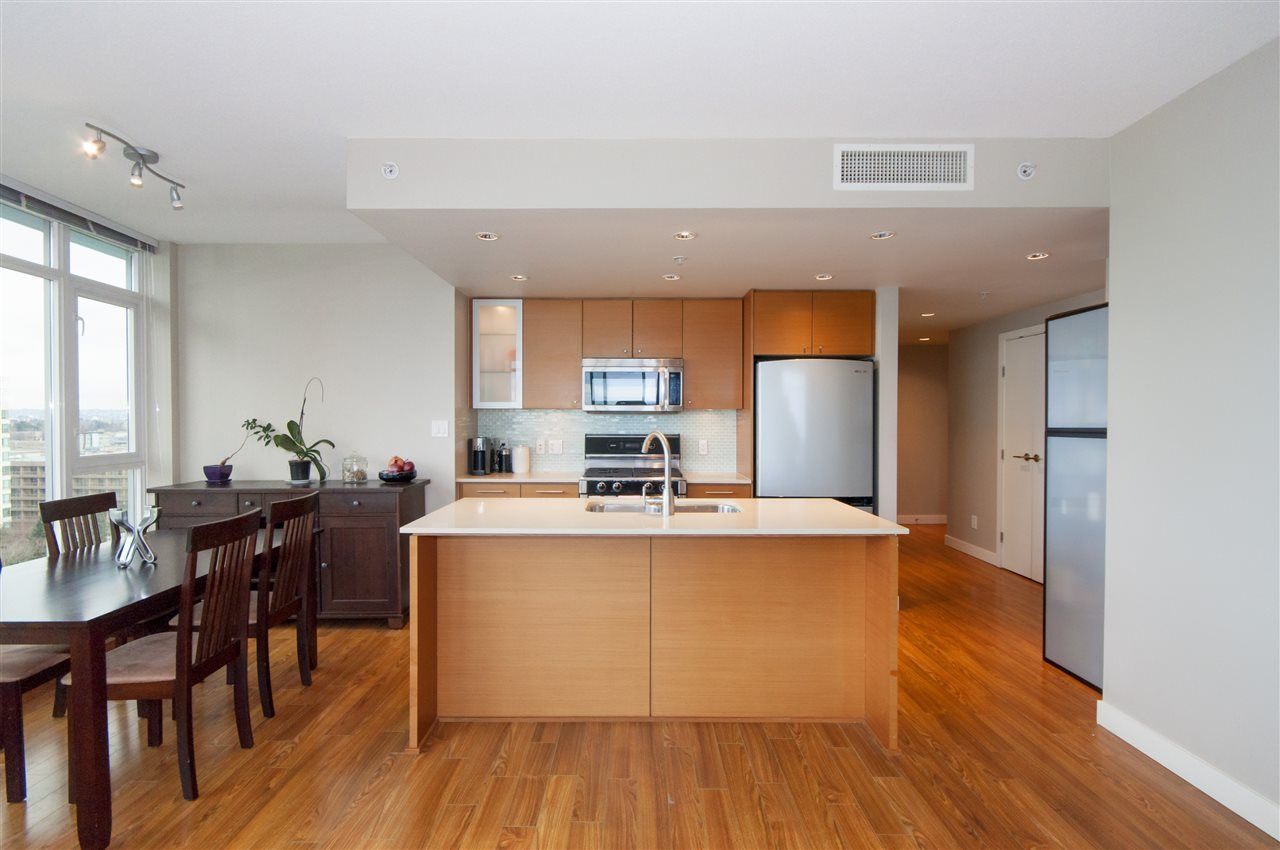 """Main Photo: 1503 7371 WESTMINSTER Highway in Richmond: Brighouse Condo for sale in """"Lotus"""" : MLS®# R2135677"""