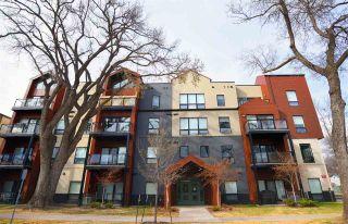 Photo 3: 105 10006 83 Avenue in Edmonton: Zone 15 Condo for sale : MLS®# E4241674