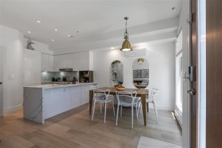 """Photo 6: 705 VICTORIA Drive in Vancouver: Hastings Townhouse for sale in """"Monogram"""" (Vancouver East)  : MLS®# R2581567"""