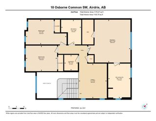Photo 32: 18 Osborne Common SW: Airdrie Detached for sale : MLS®# A1088269