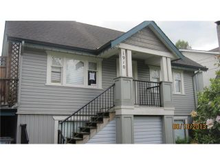 """Photo 2: 1910 MCLEAN AV in Port Coquitlam: Central Pt Coquitlam House for sale in """"MARY HILL"""" : MLS®# V1014250"""