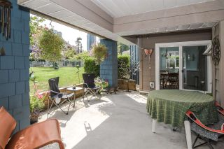 """Photo 13: 114 1200 EASTWOOD Street in Coquitlam: North Coquitlam Condo for sale in """"Lakeside Terrace"""" : MLS®# R2404365"""