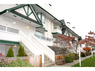 """Photo 1: 210 3978 ALBERT Street in Burnaby: Vancouver Heights Townhouse for sale in """"HERITAGE GREENE"""" (Burnaby North)  : MLS®# V918673"""