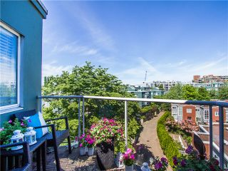 "Photo 16: 502 1508 MARINER Walk in Vancouver: False Creek Condo for sale in ""MARINER POINT"" (Vancouver West)  : MLS®# V1069887"