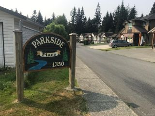 Photo 2: 2A 1350 Creekside Way in CAMPBELL RIVER: CR Willow Point Row/Townhouse for sale (Campbell River)  : MLS®# 767521