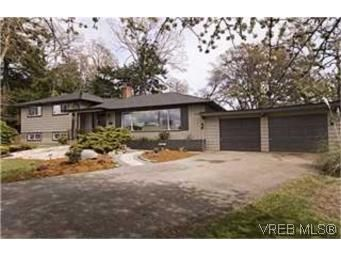 Main Photo:  in VICTORIA: Es Rockheights House for sale (Esquimalt)  : MLS®# 466320