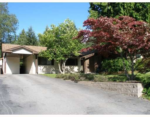 """Main Photo: 1103 PLATEAU Crescent in Squamish: Valleycliffe House for sale in """"VALLEYCLIFFE"""" : MLS®# V774716"""