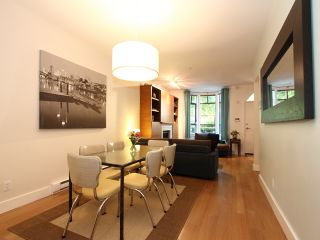 """Photo 5: 854 W 6TH Avenue in Vancouver: Fairview VW Townhouse for sale in """"BOXWOOD GREEN"""" (Vancouver West)  : MLS®# V904480"""