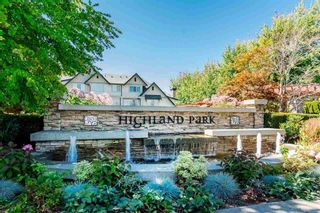 """Photo 37: 263 2501 161A Street in Surrey: Grandview Surrey Townhouse for sale in """"Highland Park"""" (South Surrey White Rock)  : MLS®# R2467326"""