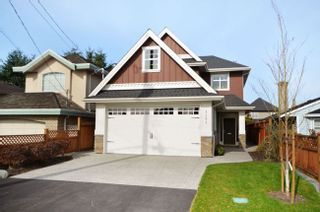 Photo 1: 3191 Broadway Street in Richmond: Home for sale : MLS®# V934766