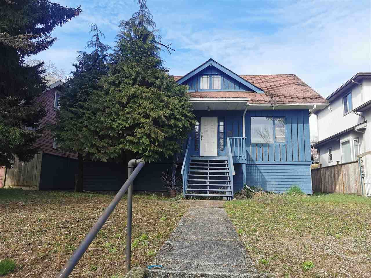 Main Photo: 3349 W 37TH Avenue in Vancouver: Dunbar House for sale (Vancouver West)  : MLS®# R2554609