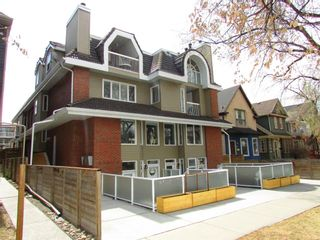 Main Photo: 102 1615 13 Avenue SW in Calgary: Sunalta Row/Townhouse for sale : MLS®# A1129871