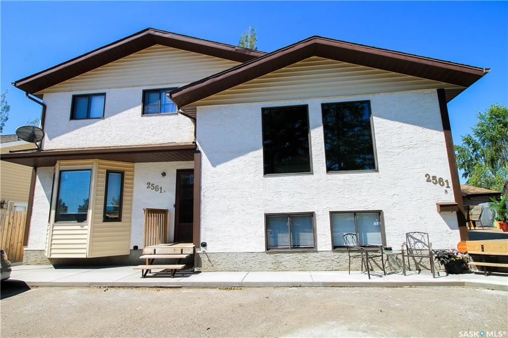 Main Photo: 2561 Ross Crescent in North Battleford: Fairview Heights Residential for sale : MLS®# SK850641