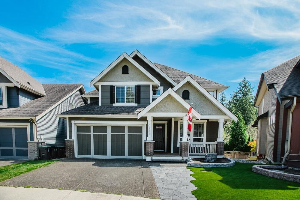 Main Photo: 20864 69 AVENUE in Langley: Willoughby Heights House for sale : MLS®# R2492378