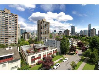 """Photo 2: 801 1272 COMOX Street in Vancouver: West End VW Condo for sale in """"CHATEAU COMOX"""" (Vancouver West)  : MLS®# V896383"""