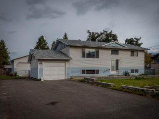 Photo 1: 427 ROBIN DRIVE: Barriere House for sale (North East)  : MLS®# 164523